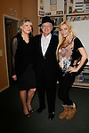 Lois Lee, Crystal Harris and Hugh Hefner at a ceremony where Hugh Hefner receives first founder's 'Hero of the Hearts' award from Children of the Night on November 18, 2010 in Van Nuys, Los Angeles, California.