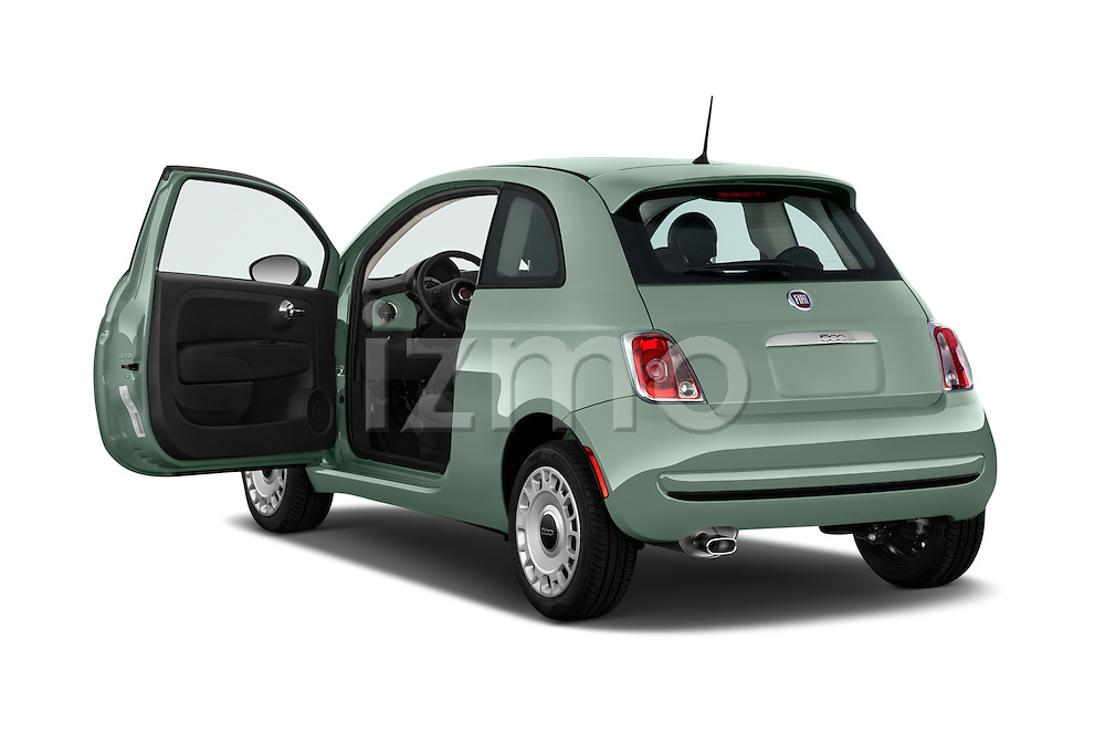 Car images of a 2015 Fiat 500 POP 3 Door Hatchback Doors