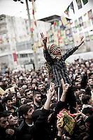 Meeting du BDP à Mardin (Turquie).
