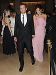 Kate Beckinsale and Len Wiseman exiting The 70th Annual Golden Globe Awards held at The Beverly Hilton Hotel in Beverly Hills, California on January 13,2013                                                                   Copyright 2013 Hollywood Press Agency