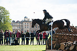 Badminton, Gloucestershire, United Kingdom, 4th May 2019, Nicholas Lucey riding Proud Courage during the Cross Country Phase of the 2019 Mitsubishi Motors Badminton Horse Trials, Credit:Jonathan Clarke/JPC Images