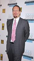 NEW YORK, NY-November 03: Penn Jillette at The Inaugural Critics Choice Documentary Awards at  BRIC | 647 Fulton St, Brooklyn, New York .November 03, 2016. Credit:RW/MediaPunch
