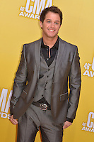 NASHVILLE, TN - NOVEMBER 1: Easton Corbin on the Macy's Red Carpet at the 46th Annual CMA Awards at the Bridgestone Arena in Nashville, TN on Nov. 1, 2012. © mpi99/MediaPunch Inc. ***NO GERMANY***NO AUSTRIA*** .<br />
