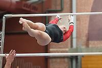 Stanford, CA, February 08, 2016<br /> Stanford Women's Gymnastics vs. Arizona State University at Burnham Pavilion. Stanford won 195.750 - 194.325.