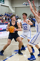Bentonville West vs Rogers Tuesday, Jan. 14, 2020, at King Arena in Rogers.<br /> Go to http://bit.ly/2FVKUXz to see more photos.<br /> (NWA Democrat-Gazette/Ben Goff)