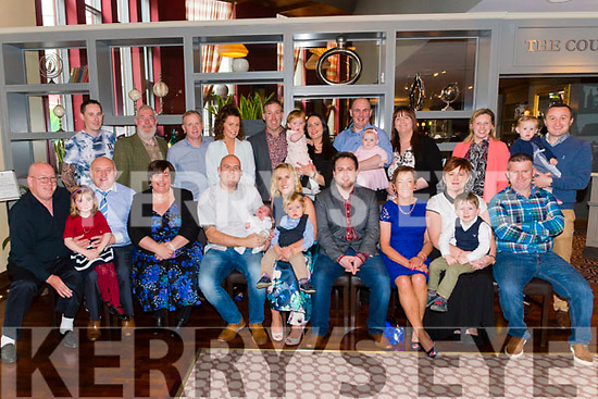 Lynn and George Burchill from Headford, Killarney celebrated christening of their daughter Heidi surrounded by friends and family in the Scotts Hotel, Killarney last Saturday.