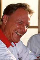 Dan Gurney, American auto racing legend, and a winner at Daytona both as a driver and team owner.