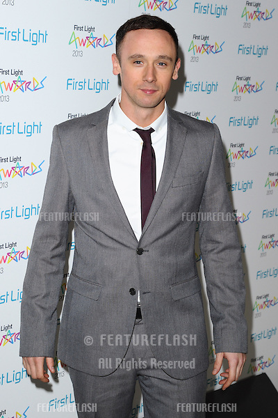 Jason Maza arriving for the First Light Movie Awards 2013 at the Odeon Leicester Square, London. 19/03/2013 Picture by: Steve Vas / Featureflash