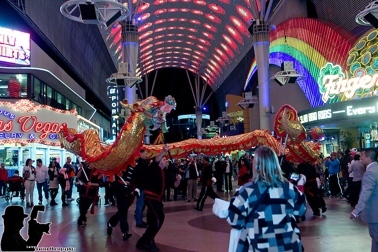 FSE Dragon in the Desert Chinese New Years celebration