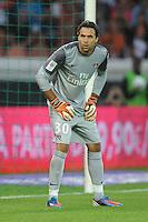 Sirigu Salvatore (PSG)  .Parigi, 04/08/2012.Trofeo di Parigi .Paris Saint Germain vs FC Barcellona.foto Insidefoto / Jean Bibard / Panoramic ..Italy Only