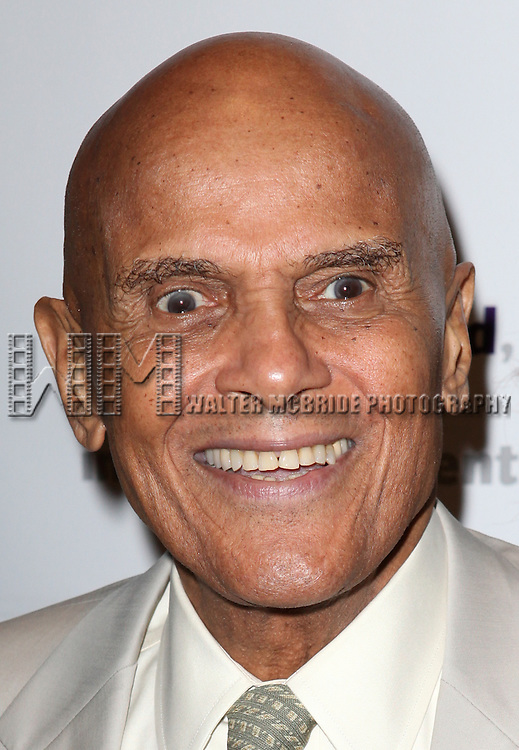 Harry Belafonte.attending the Actors Fund Gala honoring Harry Belafonte, Jerry Stiller, Anne Meara & David Steiner at the Mariott Marquis Hotel in New York City on 5/21/12
