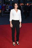 "Belen Atienz<br /> at the London Film Festival premiere for ""A Monster Calls"" at the Odeon Leicester Square, London.<br /> <br /> <br /> ©Ash Knotek  D3162  06/10/2016"