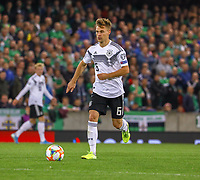 Joshua Kimmich (Deutschland Germany) - 09.09.2019: Nordirland vs. Deutschland, Windsor Park Belfast, EM-Qualifikation DISCLAIMER: DFB regulations prohibit any use of photographs as image sequences and/or quasi-video.