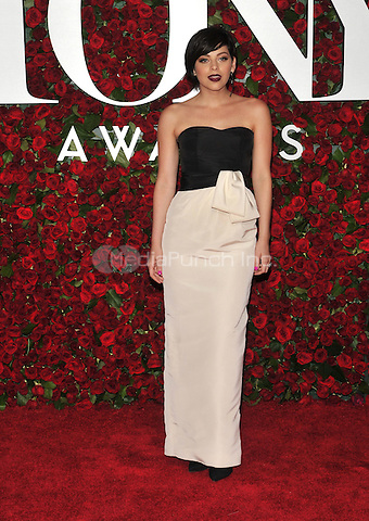 NEW YORK, NY - JUNE 12: Krysta Rodriguez at the 70th Annual Tony Awards at The Beacon Theatre on June 12, 2016 in New York City. Credit: John Palmer/MediaPunch