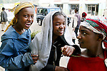 ADDIS ABABA - ETHIOPIA - 10 APRIL 2004-- Street sceene in Addis.--PHOTO: JUHA ROININEN / EUP-IMAGES