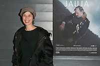 "Ariadna Gil attend the presentation of Viggo Mortensen Movie ""Jauja"" at Matadero Cineteca in Madrid, Spain. December 11, 2014. (ALTERPHOTOS/Carlos Dafonte) /NortePhoto"