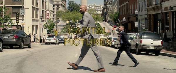 COMMON (Lonnie Rashid Lynn) & MICHAEL RAINEY JR. .in LUV (2012) .*Filmstill - Editorial Use Only*.CAP/FB.Supplied by Capital Pictures.