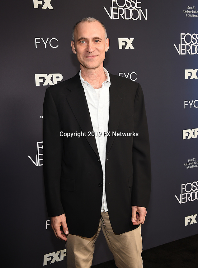 "LOS ANGELES - MAY 30: Writer/Executive Producer Joel Fields attends the FYC Event for Fox 21 TV Studios & FX's ""Fosse/Verdon"" at the Samuel Goldwyn Theater on May 30, 2019 in Los Angeles, California. (Photo by Frank Micelotta/FX/PictureGroup)"