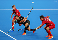 200201 Pro League Men's Hockey - NZ Black Sticks v Belgium