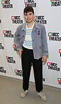 """Noah Galvin attends the Photo Call for the MCC Theater's World Premiere production of """"Alice by Heart"""" at the New 42nd Street Studios on December 17, 2018 in New York City."""