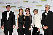 Washington, DC - December 5, 2009 -- From left to right: William Kennedy Smith, Caroline Kennedy Schlossberg, Victoria Reggie Kennedy, Jean Kennedy Smith, and Edwin Schlossberg arrive for the formal Artist's Dinner at the United States Department of State in Washington, D.C. on Saturday, December 5, 2009..Credit: Ron Sachs / CNP.(RESTRICTION: NO New York or New Jersey Newspapers or newspapers within a 75 mile radius of New York City)