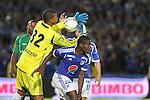 Millonarios empato 0x0 al Deportivo  Cali en la liga postobon del torneo finalizacion del futbol de Colombia