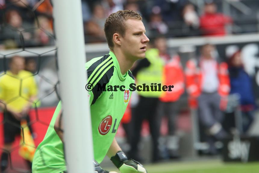 Bernd Leno (Bayer) - Eintracht Frankfurt vs. Bayer Leverkusen, Commerzbank Arena