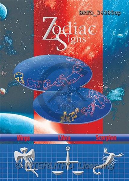 Alfredo, MODERN, zodiacs, paintings(BRTO34385cp,#N#) Sternzeichen, zodíaco, illustrations, pinturas