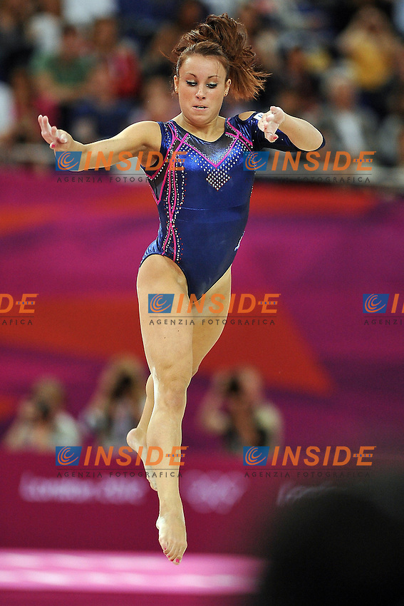 Vanessa FERRARI (ITA).London 06/08/2012.Olympic Games London 2012.Olimpiadi Londra 2012.Foto Giovanni Minozzi / Insidefoto