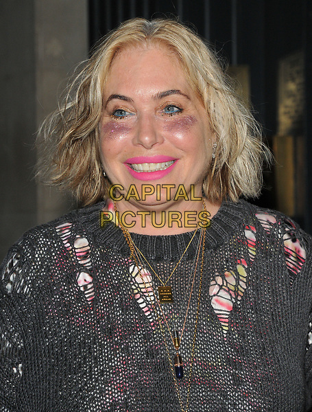Brix Smith Start  at the Quaglino's Q Legends launch party, Quaglino's, Bury Street, London, England, UK, on Tuesday 18 July 2017.<br /> CAP/CAN<br /> &copy;CAN/Capital Pictures