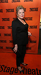 Kate Mulgrew attends the Off-Broadway Opening Night performance of the Second Stage Production on 'Torch Song'  on October 19, 2017 at Tony Kiser Theater in New York City.
