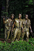 The Three Soldiers, Vietnam Veterans Memorial,