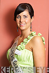 The 2010 Kerry entrants for the Rose of Tralee Jamie Bowler (Kelliher's Garage, Tralee)