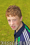 Colm Hurley of the Kennedy cup squad at mounthawk on Sunday