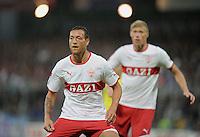 Fussball 1. Bundesliga 2011/2012  Testspiel   13.07.2011 Stuttgarter Kickers - VfB Stuttgart Julian Schieber (VfB Stuttgart)