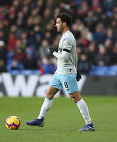 West Ham United's Felipe Anderson<br /> <br /> Photographer Rob Newell/CameraSport<br /> <br /> The Premier League - Saturday 9th February 2019  - Crystal Palace v West Ham United - Selhurst Park - London<br /> <br /> World Copyright © 2019 CameraSport. All rights reserved. 43 Linden Ave. Countesthorpe. Leicester. England. LE8 5PG - Tel: +44 (0) 116 277 4147 - admin@camerasport.com - www.camerasport.com
