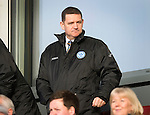 St Mirren v St Johnstone.....02.02.13      Scottish Cup.St Johnstone Chairman Steve Brown.Picture by Graeme Hart..Copyright Perthshire Picture Agency.Tel: 01738 623350  Mobile: 07990 594431