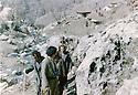 Iraq 1980?. On the left , Adnan Mufti, next, in front, Adel Murad, behind an Egyptian and a Yugoslavian ingeneer captured and a peshmerga<br /> <br /> Irak 1980?. A gauche, Adnan Mufti,devant,Adel Murad , derriere deux otages, un &eacute;gyptien et un ingenieur yougoslave et un peshmerga<br /> <br /> عیراق 1980 ؟ له لای چه په وه: عه دنان موفتی، یه که م که س له پیشه وا عادل مراد، له پشتی سه ری ئه وان دوو بارمته ن: یه کیان میسری و ئه وی تر ئه ندازه یاری یوگوسلاو، که سی دوایی ش پیشمه رگه یه.<br /> <br /> &Icirc;raq 1980?  Li al&icirc; &ccedil;ep&ecirc; Adnan Muft&icirc;, Li ber w&icirc; Adel Murad, Li paş wan: du gerew: misr&icirc;yek, muhend&icirc;sek&icirc; yugoslav &ucirc; p&ecirc;şmergeyek.