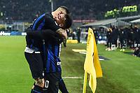 Esultanza dopo il Gol di Mauro Icardi Inter. Goal celebration.<br /> Milano 15-12-2018 Stadio San Siro Football Calcio Serie A 2018/2019 Inter - Udinese   <br /> Foto Image Sport / Insidefoto