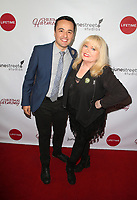 """LOS ANGELES, CA - NOVEMBER 7: Sally Struthers, Guest, at Premiere of Lifetime's """"Christmas Harmony"""" at Harmony Gold Theatre in Los Angeles, California on November 7, 2018. Credit: Faye Sadou/MediaPunch"""