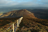 Newby Kipps from Preston Law which is part of the Glensax Horseshoe near Peebles in the Scottish Borders<br /> <br /> Copyright www.scottishhorizons.co.uk/Keith Fergus 2011 All Rights Reserved