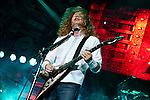 Megadeth 7/5/13