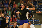 Boswell beats Azle 3-0 in 7-5A high school volleyball on Friday, September 21, 2018. (Photo by Khampha Bouaphanh)