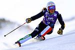 24/10/2015, Soelden - FIS Alpine Ski World Cup <br /> Federica Brignone in action on October 24, 2015 in Soelden, Austria. <br /> &copy; Pierre Teyssot