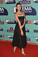 Madison Beer<br /> MTV EMA Awards 2017 in Wembley, London, England on November 12, 2017<br /> CAP/PL<br /> &copy;Phil Loftus/Capital Pictures