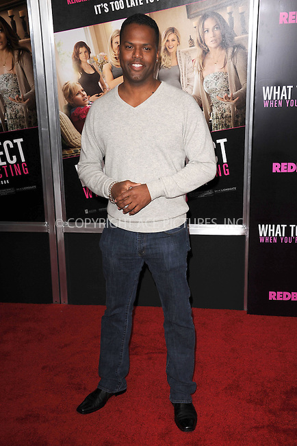 WWW.ACEPIXS.COM . . . . . .May 8, 2012...New York City....AJ Calloway attending the 'What To Expect When You're Expecting' New York Screening at AMC Lincoln Square Theater on May 8, 2012  in New York City ....Please byline: KRISTIN CALLAHAN - ACEPIXS.COM.. . . . . . ..Ace Pictures, Inc: ..tel: (212) 243 8787 or (646) 769 0430..e-mail: info@acepixs.com..web: http://www.acepixs.com .
