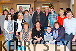 Rita Hobin, Nancy O'Donnell, Michelle Mannix,  JJ Cronin, Angela Cronin, Callum Hobin, Christine Foody, Shauna Cronin, Patrick Cronin, Clive Tatam, Linda Foody, Linda Tatam, John Cronin, Nigel Foody, Chris Cronin, Danielle Hoven, From Knocknagoshel enjoying the Irish Kidney Association Christmas Party at Ballygarry House Hotel on Sunday