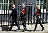 Cabinet Meeting arrivals in Downing Street London Great Britain<br /> 12th May 2015 <br /> <br /> Arrivals of the new government ministers at the first cabinet of the new Conservative government. <br /> <br /> Sajid Javid <br /> John Whittingdale <br /> Anna Soubry <br /> <br /> <br /> <br /> Photograph by Elliott Franks <br /> Image licensed to Elliott Franks Photography Services