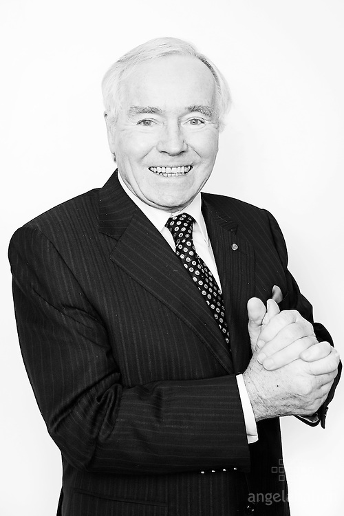 Feargal Quinn is an Irish politician, businessman, television personality and former independent member of Seanad Éireann