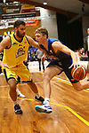 NELSON, NEW ZEALAND - APRIL 6:  Mike Pero Nelson Giants v Taranaki Mountain Airs on April 13 at Trafalgar Centre 2019 in Nelson, New Zealand. (Photo by: Evan Barnes Shuttersport Limited)